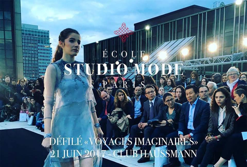 L'Équipe de France coiffe le défilé Studio Mode.