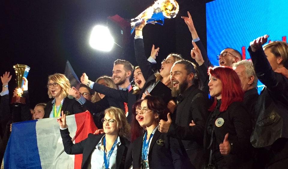 Championnats du monde – L'Équipe de France victorieuse!