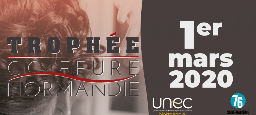 Trophée Coiffure Normandie 2020